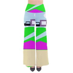 Abstract landscape  Pants