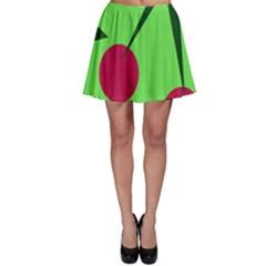 Cherries  Skater Skirt