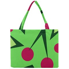 Cherries  Mini Tote Bag