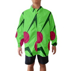 Cherries  Wind Breaker (Kids)
