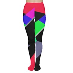 Abstract fish Women s Tights