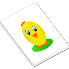 Cute chicken  Large Memo Pads