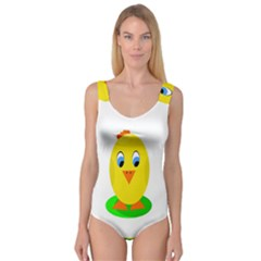 Cute chicken  Princess Tank Leotard