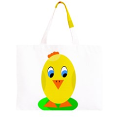 Cute chicken  Large Tote Bag