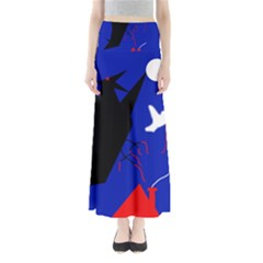 Night Birds  Maxi Skirts