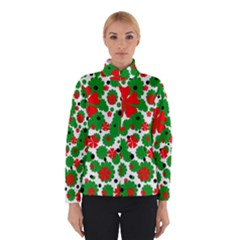 Red And Green Christmas Design  Winterwear