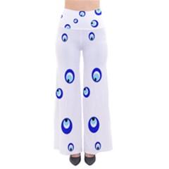 Mediterranean blue eyes Pants