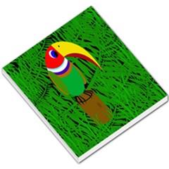 Toucan Small Memo Pads