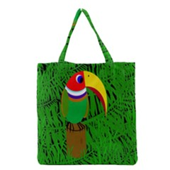 Toucan Grocery Tote Bag