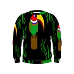 Toucan Kids  Sweatshirt