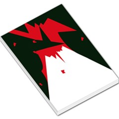 Volcano  Large Memo Pads
