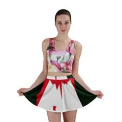 Volcano  Mini Skirt