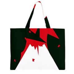 Volcano  Large Tote Bag