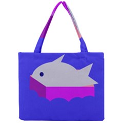 Big Fish Mini Tote Bag