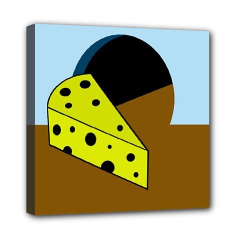 Cheese  Mini Canvas 8  x 8