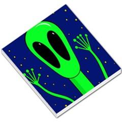 Alien  Small Memo Pads