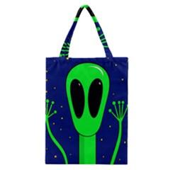 Alien  Classic Tote Bag