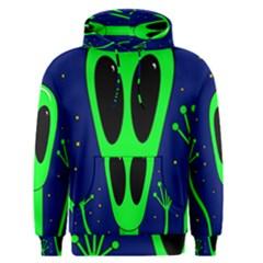 Alien  Men s Pullover Hoodie