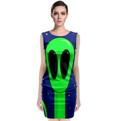 Alien  Classic Sleeveless Midi Dress
