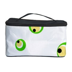 Green eyes Cosmetic Storage Case