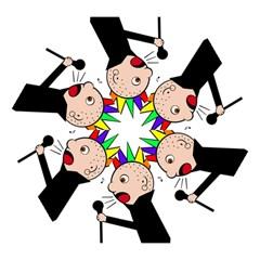 Punker  Mini Folding Umbrellas