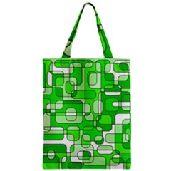 Green decorative abstraction  Classic Tote Bag