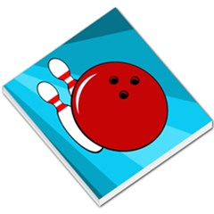 Bowling  Small Memo Pads
