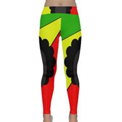 Jamaica Yoga Leggings