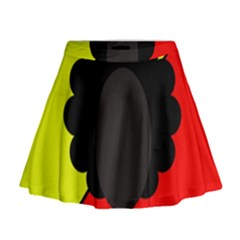 Jamaica Mini Flare Skirt