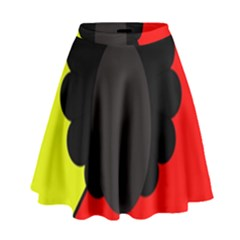 Jamaica High Waist Skirt