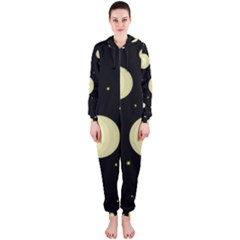 Lanterns Hooded Jumpsuit (Ladies)