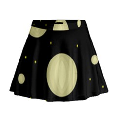 Lanterns Mini Flare Skirt