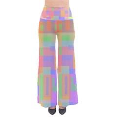 Pastel decorative design Pants