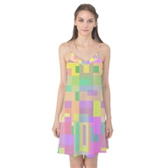 Pastel colorful design Camis Nightgown