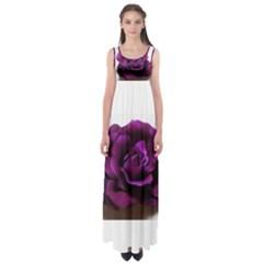15   195romdop Empire Waist Maxi Dress