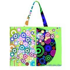 Pizap Com14413122385551 Zipper Large Tote Bag