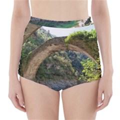 1008 2015 1125am High Waisted Bikini Bottoms