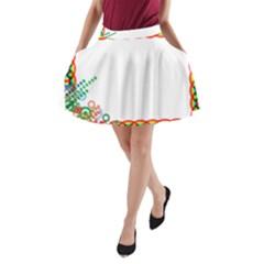 Pizap Com14671380144141 A Line Pocket Skirt