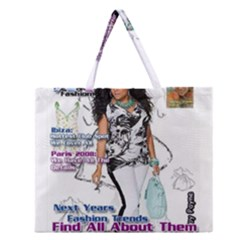 13567401 10209713432135033 7352130604651686707 N Zipper Large Tote Bag