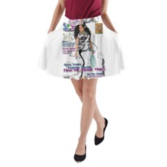 13567401 10209713432135033 7352130604651686707 N A Line Pocket Skirt