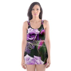 Picmix Com 5055976 Skater Dress Swimsuit