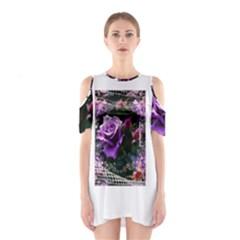 Picmix Com 5055976 Cutout Shoulder Dress