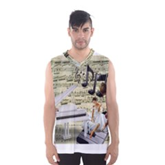 4880260 6f4f3 Men s Basketball Tank Top