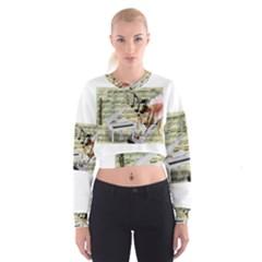 4880260 6f4f3 Women s Cropped Sweatshirt