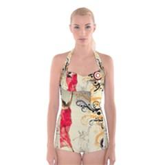 Pizap Com14369077462421 Boyleg Halter Swimsuit