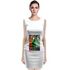 864038039 1989153 Classic Sleeveless Midi Dress