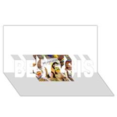 13654176 10209772215964592 4375173679575027886 N BEST SIS 3D Greeting Card (8x4)