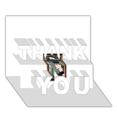 13537804 10209755775913601 6851525431883512319 N THANK YOU 3D Greeting Card (7x5)