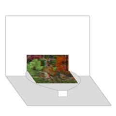 13627210 10209771536307601 4614468097769293160 N Heart Bottom 3D Greeting Card (7x5)