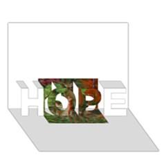 13627210 10209771536307601 4614468097769293160 N HOPE 3D Greeting Card (7x5)